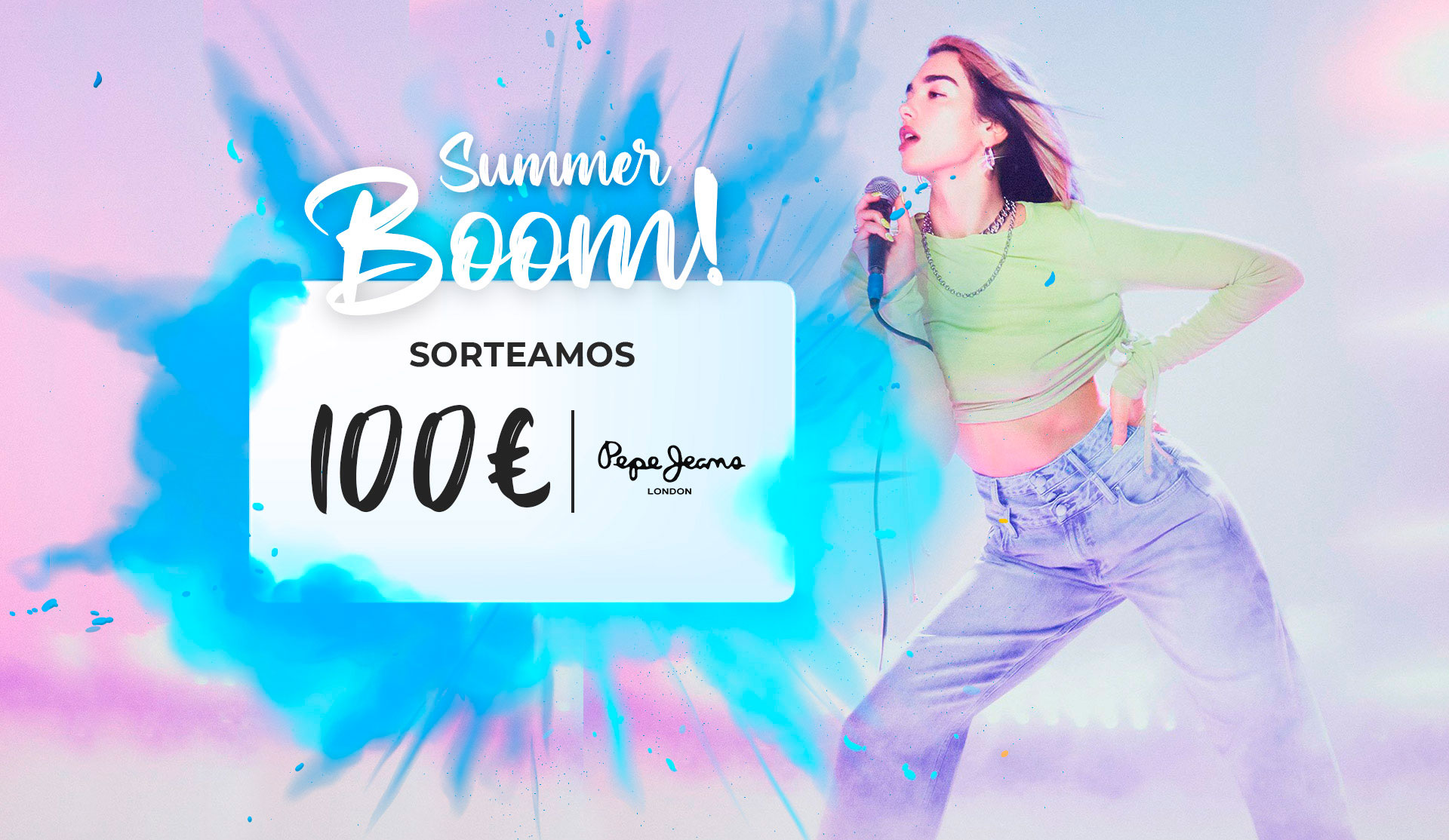 Summer Boom Pepe Jeans 2020