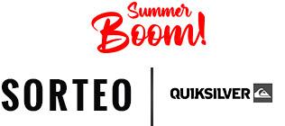 Sortedo Summer Boom Quiksilver 2020