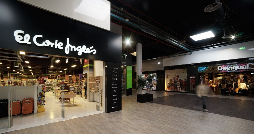 Informaci n centro comercial the outlet stores alicante for Outlet del design