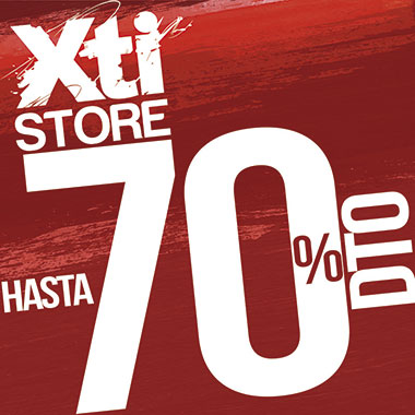 XTI STORE   SUPER REBAJAS - Centro Comercial The Outlet ...