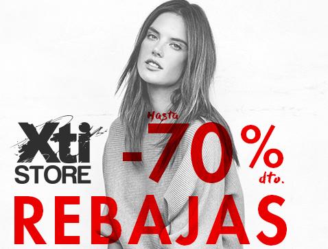 482bdeb735b XTI I REBAJAS - Centro Comercial The Outlet Stores Alicante