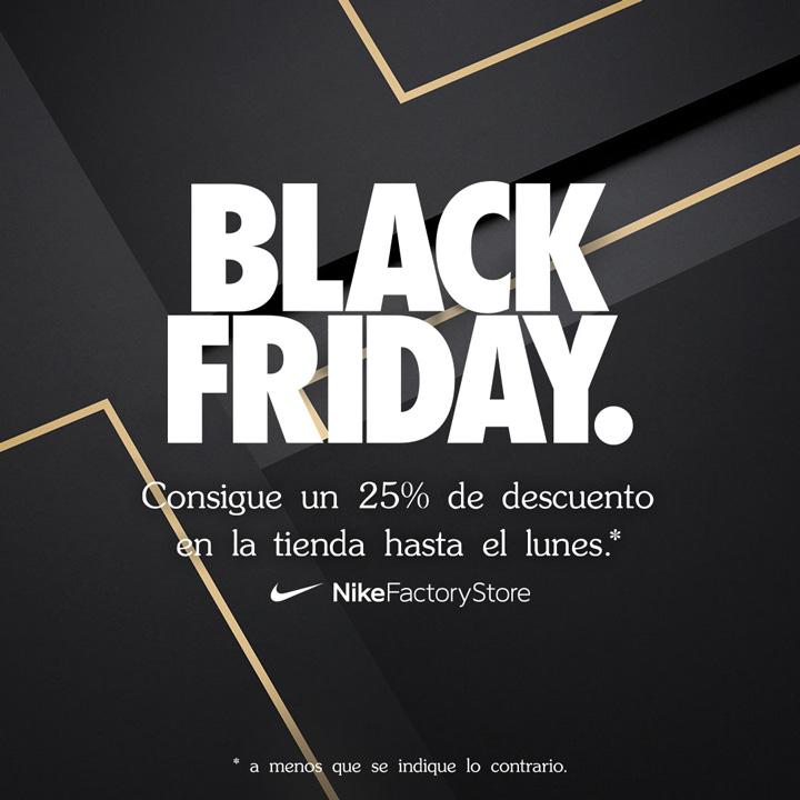 darse cuenta correcto naranja  NIKE | BLACK FRIDAY - Centro Comercial The Outlet Stores Alicante