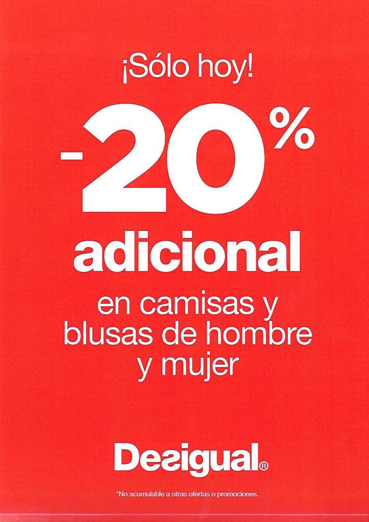 6f8028f1ea4a Desigual Archivos - Centro Comercial The Outlet Stores Alicante