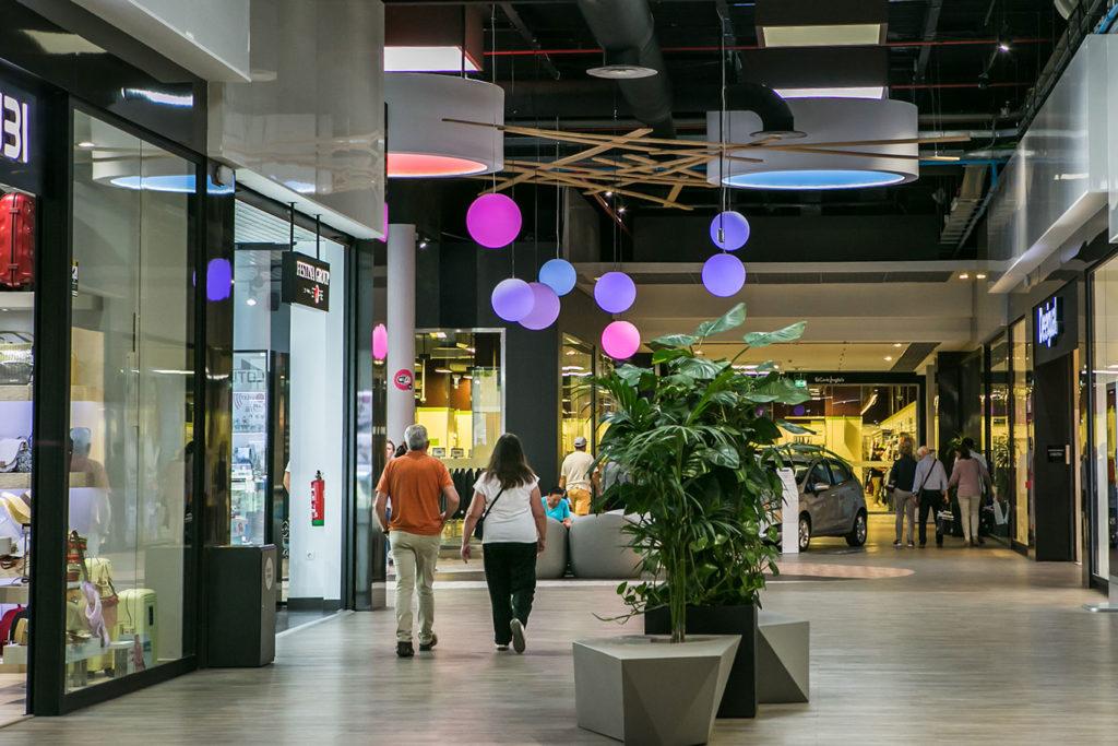 Centro comercial en Alicante